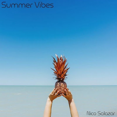 "Stream/download the new song, ""Summer Vibes"" by dance music artist, Nico Salazar on Beatport and top digital music services for independent/indie and underground music. July 2018 on the Indie Music Board."
