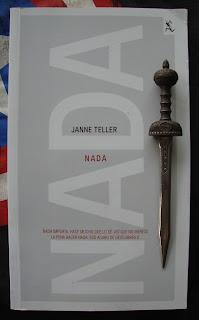 Portada del libro Nada, de Janne Teller