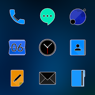 FLUOXYGEN – ICON PACK v3.5 [Patched] Apk