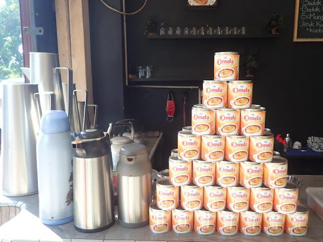 warung kopi kong djie, pasar modern bsd