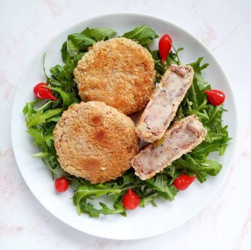 jackfruit fishcakes