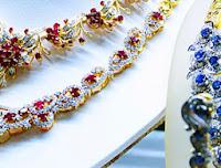High end Myanmar jewelry