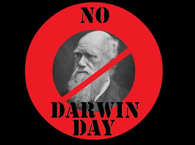 "The world is becoming increasingly secularized, as is the United States. To further establish secular humanism as the state religion, there is an effort to declare ""Darwin Day""."