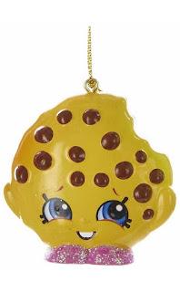 Shopkins Blow Mold Christmas Ornament Kooky Cookie