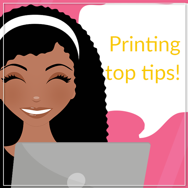 Top tips for printing printables, Lovelytocu.ca