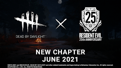Resident Evil coming to Dead by Daylight