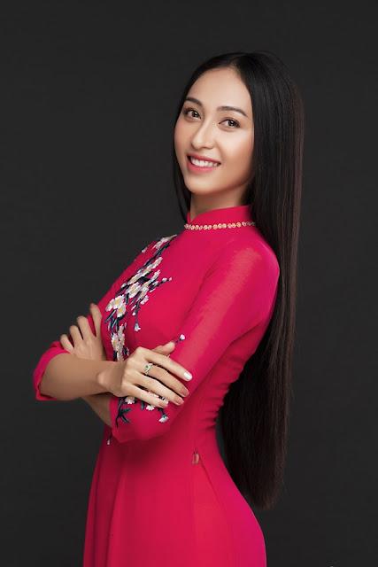 Thu Hiền đại diện Việt Nam chinh phục Hoa hậu Châu Á Thái Bình Dương 1