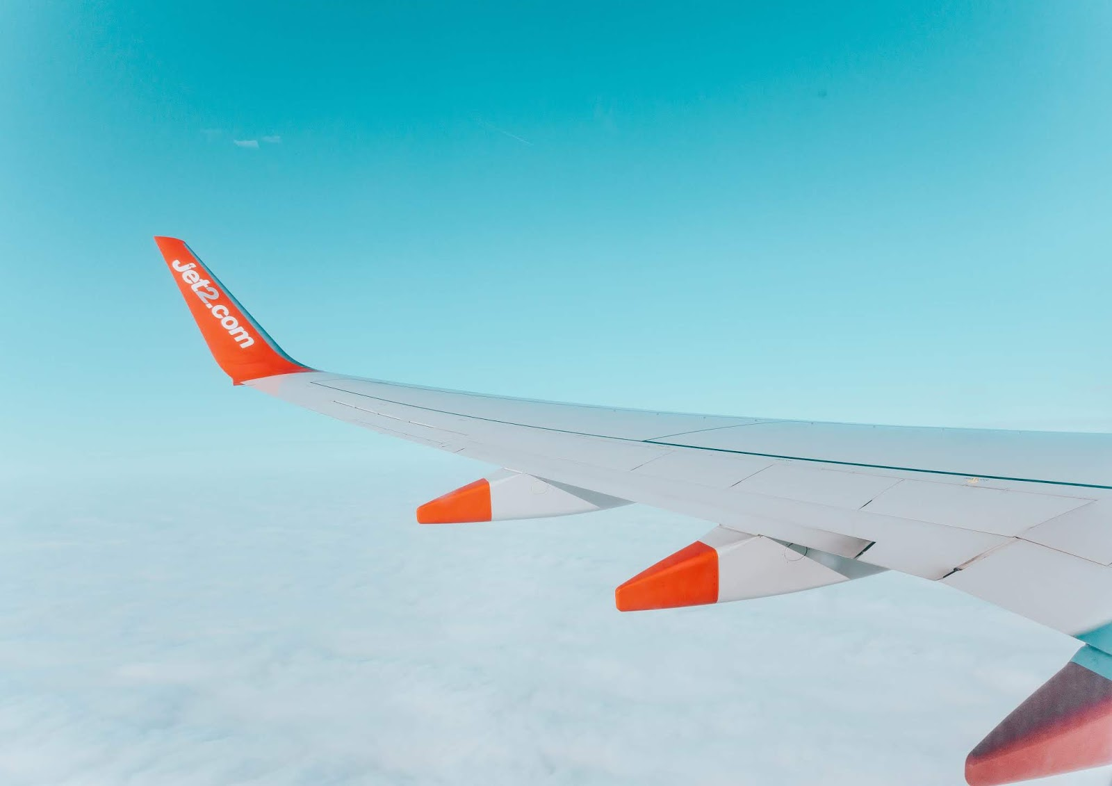 Jet2 flight to Gran Canaria