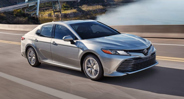 2020 Toyota Camry Hybrid Trim Levels & Configurations