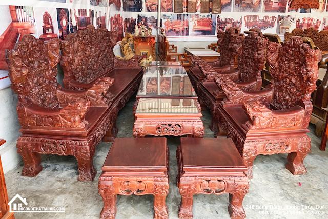 bàn ghế phòng khách mẫu rồng bàn ghế phòng khách đẹp bàn ghế giá rẻ cao cấp