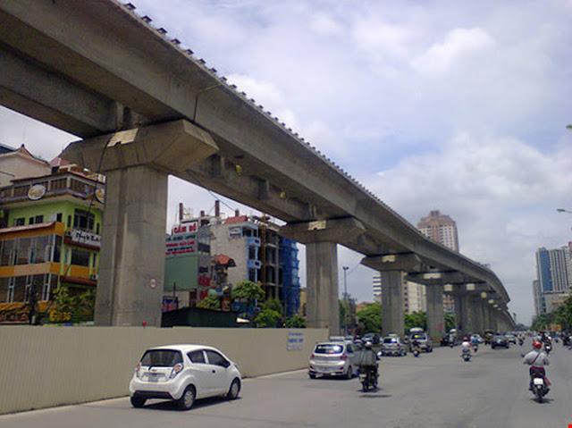 Đường sắt trên cao Cát Linh - Hà Đông