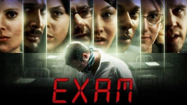 Exam (2009) English Bluray 480p & 720p Download | 185 MB & 760 MB