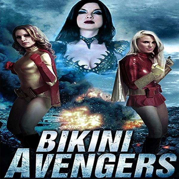 Bikini Avengers, Bikini Avengers Synopsis, Bikini Avengers Trailer, Bikini Avengers Review, Poster Bikini Avengers