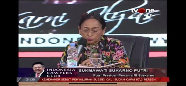 """Sukmawati Sebut Ideologi PKI adalah Pancasila, """"Jadi Kenapa jadi Masalah?"""""""
