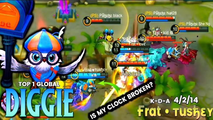 Tips Hadapi Kelincahan Harith Dengan Pakai 4 Hero Mobile Legends Ini