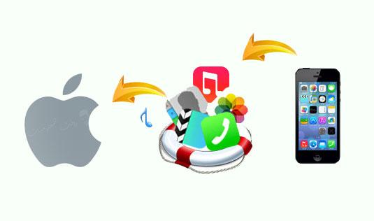 بطريقة مجانية اليك افضل طريقة لاسترجاع ملفاتك وصورة المحذوفة من الايفون واجهزة ابل IOS جميعها .