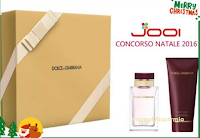 Logo Vinci gratis un cofanetto di profumo Dolce & Gabbana