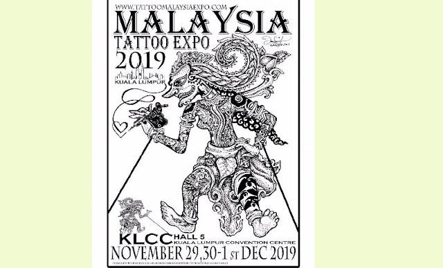 Malaysia Tattoo Expo 2019