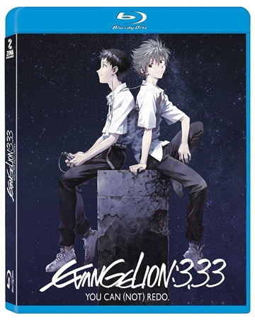 Evangelion: 3.33 You Can (Not) Redo (2012) HD 1080p Latino