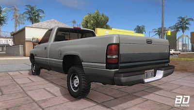 Download , Mod , Carro , Dodge Ram 2500 1994 para GTA San Andreas, GTA SA , Jogo PC