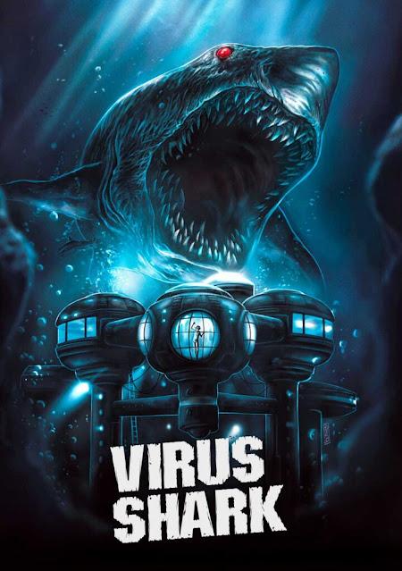 Tiburones contagiosos en 'Virus Shark', la nueva locura de Mark Polonia [Tráiler]