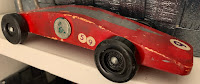 Pinewood Derby Car from My Childhood
