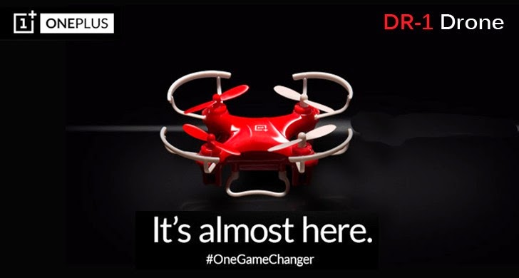OnePlus DR-1 — World's Smallest $19.99 Drone