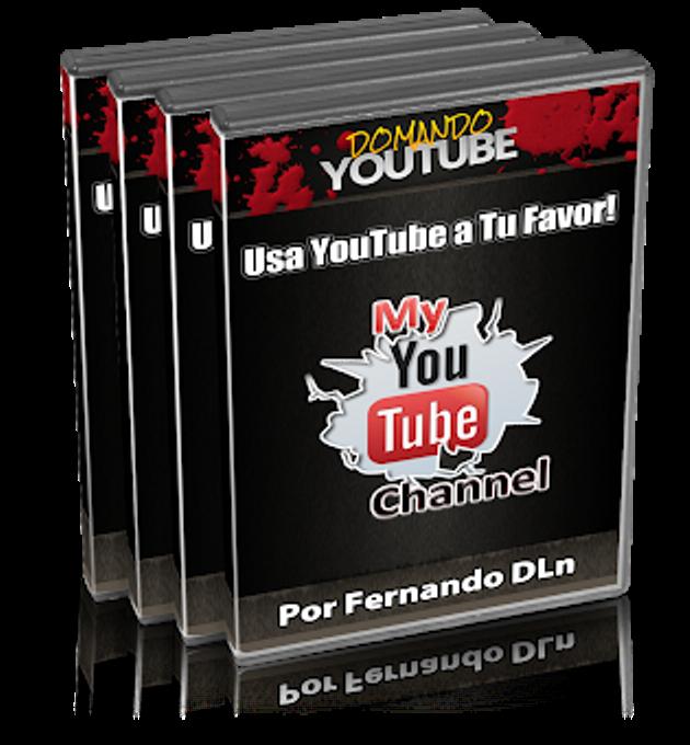 Domando YouTube – Fernando DLn [Curso]