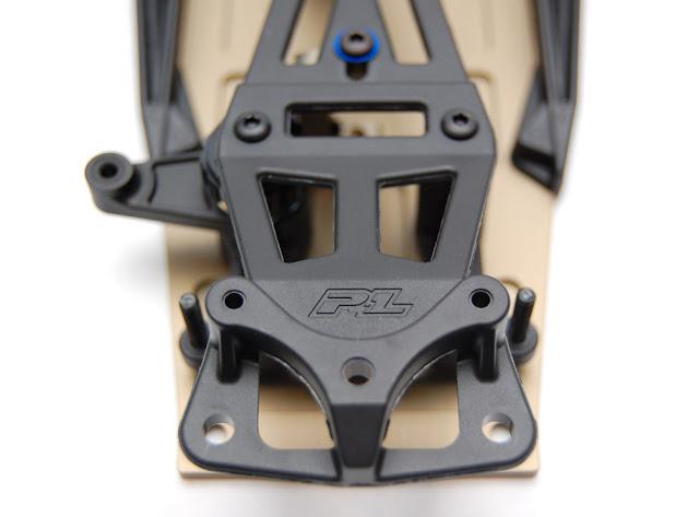 Pro-Line Pro-2 SC steering