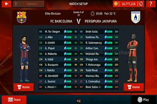 DLS Spesial Persipura Jayapura New Kits & Transfer 2020