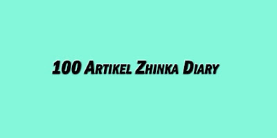 Zhinka Diary