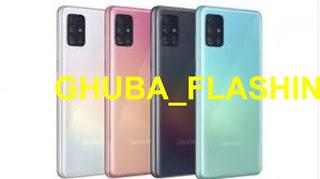 Cara Flash Samsung Galaxy A51 (SM-A515F) 100% Work