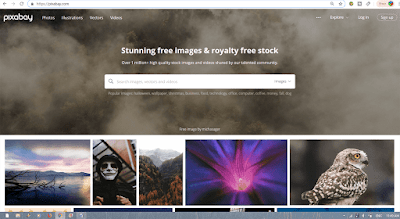 Top 6 Copyright Free Images Website, use copyright free images