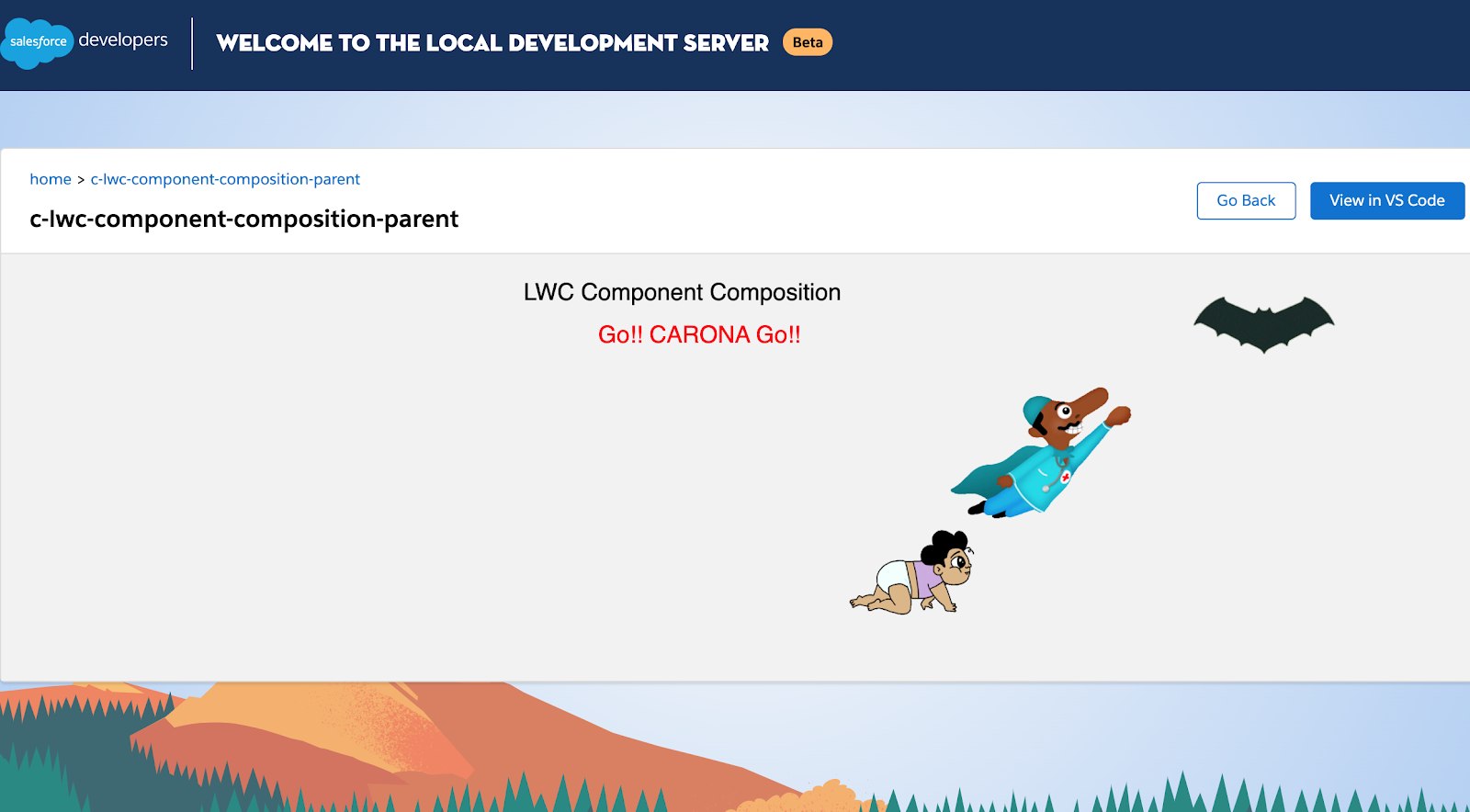 Component Composition In Salesforce Lightning Web Component (LWC)