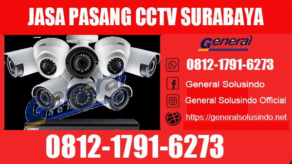 Jasa Pasang CCTV Tandes Surabaya