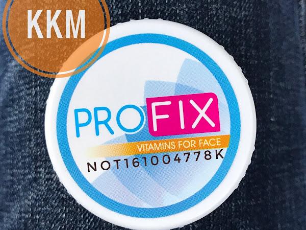 Krim Profix : Ada dijual di Farmasi?