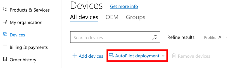 The Bearded Wonder From Down Under: Microsoft Autopilot with VMware