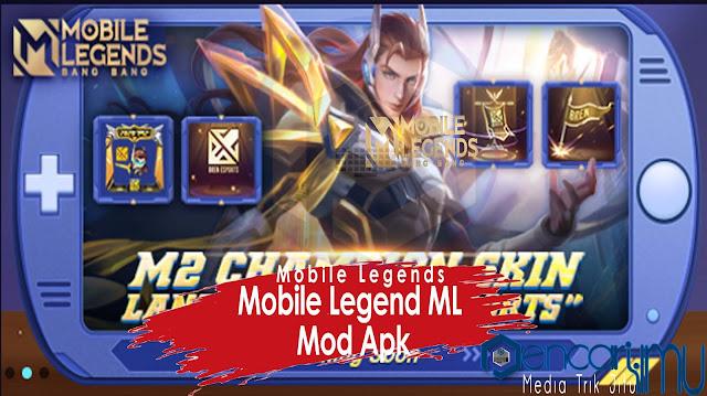 ML Mobile Legends Mod Apk Unlimited Diamond 2021 Terbaru