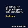 30 Sadhguru Quotes .Sadhguru Inner Engineering Motivational Quotes .