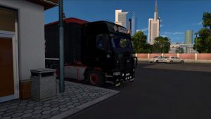 Trucks - Iveco EuroTech and EurorStar V 0.1