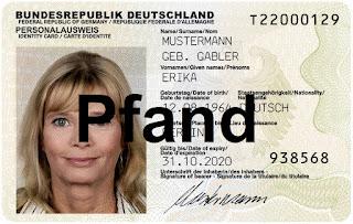 yourIT-Datenschutz-Team zur Kundenanfrage: Darf mein Personalausweis als Pfand verlangt werden?