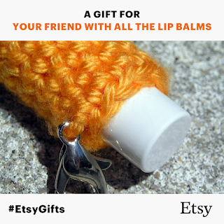 A Gift for Your Friend with all the Lip Balms