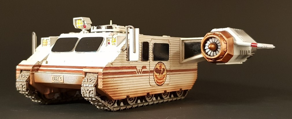 SPACEBALLS! The Rhino | Captain MAGpie's Conversion Corner
