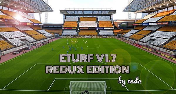 PES 2020 eTurf v1.7 Redux Edition