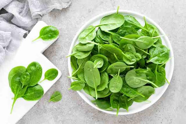 Spinach raw