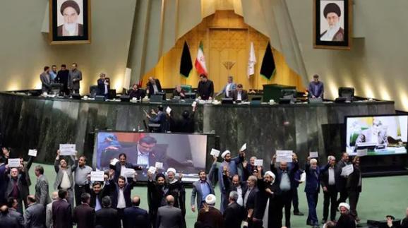 Anggota DPR Iran Positif Virus Corona