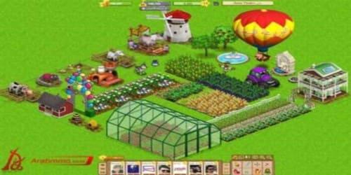 تحميل برنامج تهكير المزرعة السعيدة
