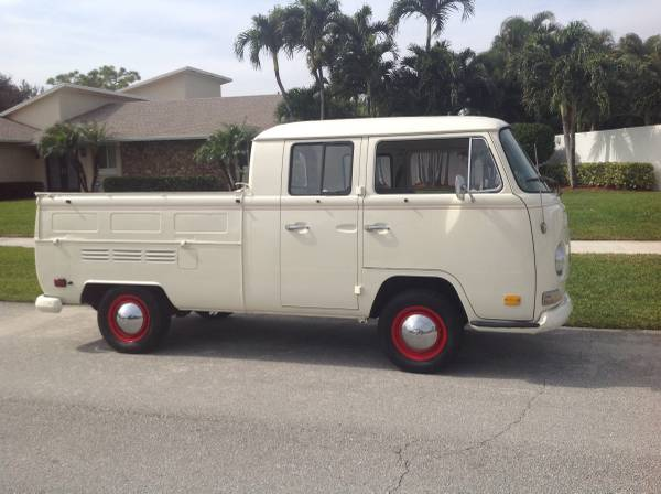 Vw Truck For Sale Craigslist - Top Car Updates 2019-2020 by