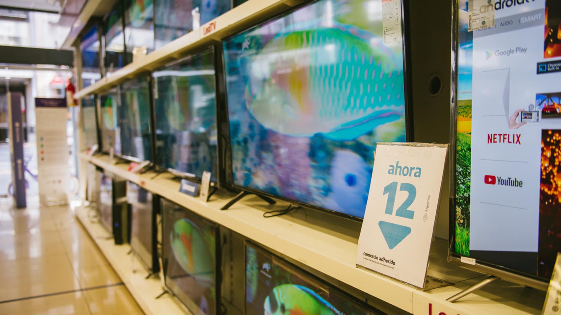 Nuevo plan del Banco Nación para comprar TV y equipos de audio en 24 cuotas fijas y sin interés: toda la información