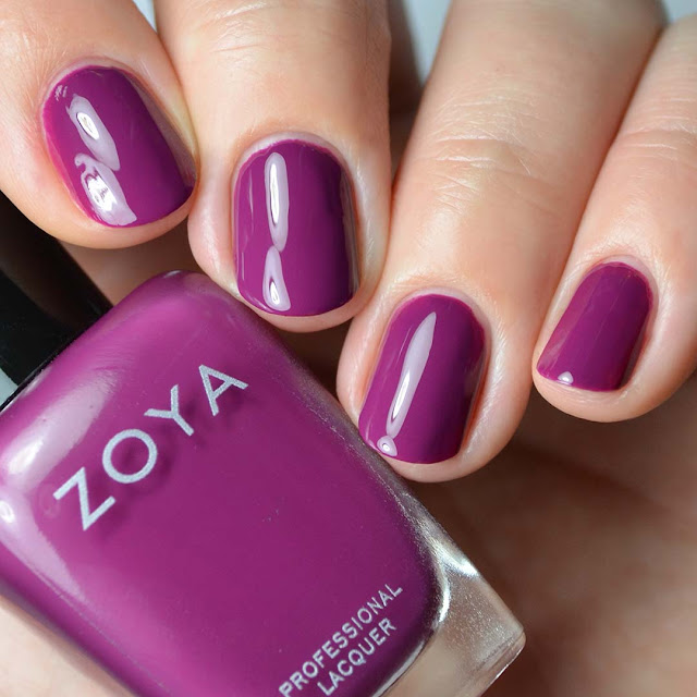 boysenberry creme nail polish